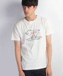 JNSJNM/【OUTDOOR PRODUCTS】ZERO STAIN×Nano‐tec 刺繍Tシャツ/500376925