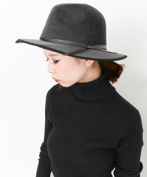 URBAN RESEARCH OUTLET(アーバンリサーチ アウトレット)/【KBF】パイピングツバ広HAT/JBM154037