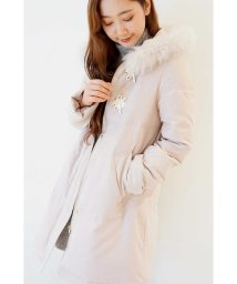 JILL by JILLSTUART/PUFFA PEACHY COAT/500391927