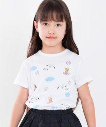 SHIPS KIDS/SHIPS KIDS:フレンチガール プリント TEE(100~130cm)/500395351