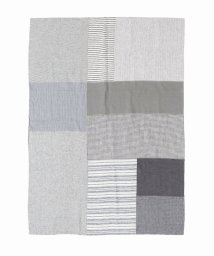 SAVE KHAKI/fog linen work LINEN PATCHWORK CLOTH/500396427