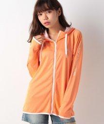 VacaSta Swimwear/【BENETTON】フード付きラッシュ UPF50+ 大きいサイズ/001595115
