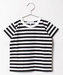 agnes b. ENFANT/J008 E TS ボーダーTシャツ/500375734
