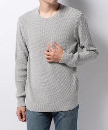 LEVI'S MEN/CLASSIC CREWNECK SWEATER MEDIUM GREY HEATHER/500386739