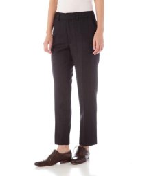 MARGARET HOWELL/LARGE CHECK WOOL COTTON/500398345