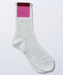 beautiful people/argyle lace sock/500350110