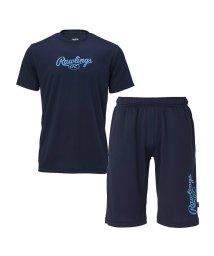 Rawlings/ローリングス/Tシャツ/ハーフパンツセット/500400282