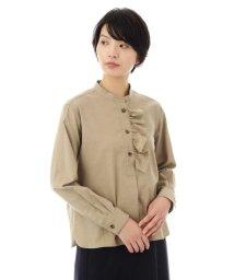 MARGARET HOWELL/FINE COTTON WOOL SHIRTING/500404612