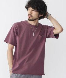 nano・universe/【nano・universe】//ナノフォルテピグメントBIG Tシャツ/500405014