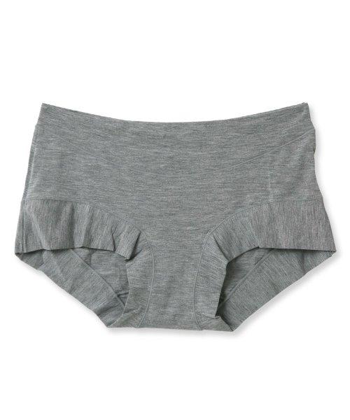 fran de lingerie(フランデランジェリー)/Hip Hugger Shorts ヒップハンガーショーツ コーディネートムジ/fg032s164e
