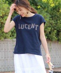 Bou Jeloud/後ろタックLUCENTTシャツ/500401741