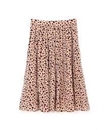PROPORTION BODY DRESSING/ダルメシアンドットプリントスカート/500405827