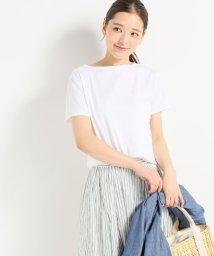 SLOBE IENA/ボートネックTシャツ/500408809