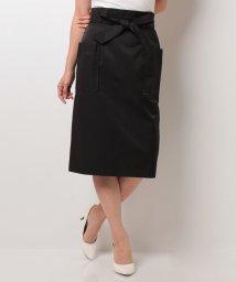 HARYU/グログランポケットタイトスカート/10255192N