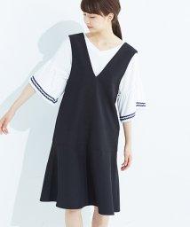 haco!/パッと着て今気分&長い季節着られる すそフレアージャンパースカート/500410283