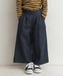 URBAN RESEARCH DOORS(Kids)/デニムワイドパンツ(KIDS)/500419301