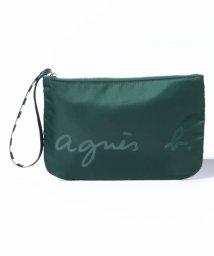 agnes b. Voyage/JS13‐01 クラッチバッグ/500410876