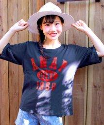 ANAP GiRL/カレッジロゴTシャツ/500414476