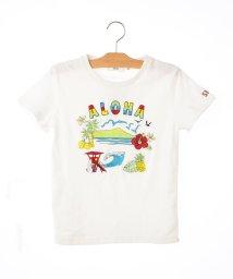 SHIPS KIDS/SHIPS KIDS:エンブロイダリー TEE(140~150cm)/500425520