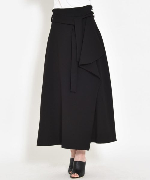 MAYSON GREY(メイソングレイ)/【deluxee'm】ラッフルラップスカート/210365085