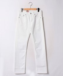 LEVI'S MEN/513T SLIM STRAIGHT FIT WHITE BULL DENIM/500419113