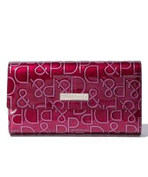 Pinky&Dianne(BAG)/型押しレザー長財布/500428233