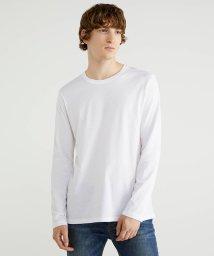 BENETTON (mens)/無地長袖Tシャツ・カットソー/500418439