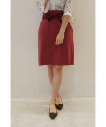 PROPORTION BODY DRESSING/オータムベルベットリボンスカート/500425614
