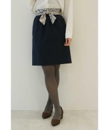 PROPORTION BODY DRESSING/カラーサッシュスカーフ付スカート/500435964