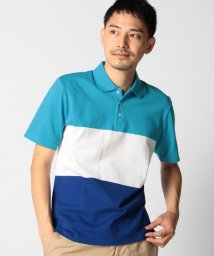 SHIPS MEN/【SHIPS JET BLUE】JB:PANEL POLO                   /500436747