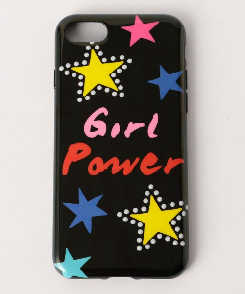 NOLLEY'S(ノーリーズ)/【IPHORIA/アイフォリア】 GIRL POWER iPhone Case (for iPhone7)/7-0410-5-15-007