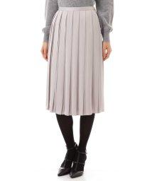 NATURAL BEAUTY/◆ドラマ 乙葉さん着用◆サテン広幅スカート/500439450