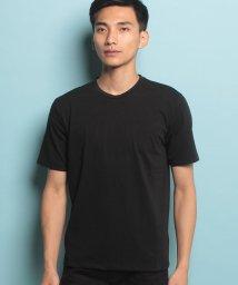 JUNRed/オータムポンチ半袖Tシャツ/500439502