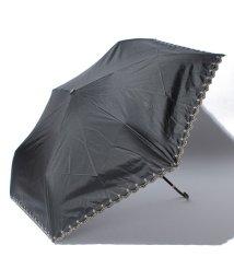 ROPE PICNIC PASSAGE/【晴雨兼用】遮光星柄スカラップミニパラソル/500441228