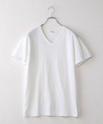 SHIPS MEN/ENTRY SG: 『ADONIS』 Vネック Tシャツ/500444236