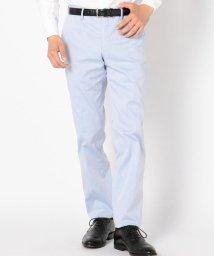 SHIPS MEN/SD: コードレーン チノ型 パンツ (ライトブルー)/500444238