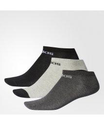 adidas/アディダス/BC 3PP カラーブロックアンクルソックス U/500445406