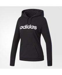 adidas/アディダス/レディス/BC 裏毛スウェットプルオーバーパーカー W/500445414