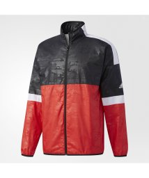adidas/アディダス/メンズ/TENNIS グラフィックウィンドブレーカー ジャケット 裏起毛/500445650