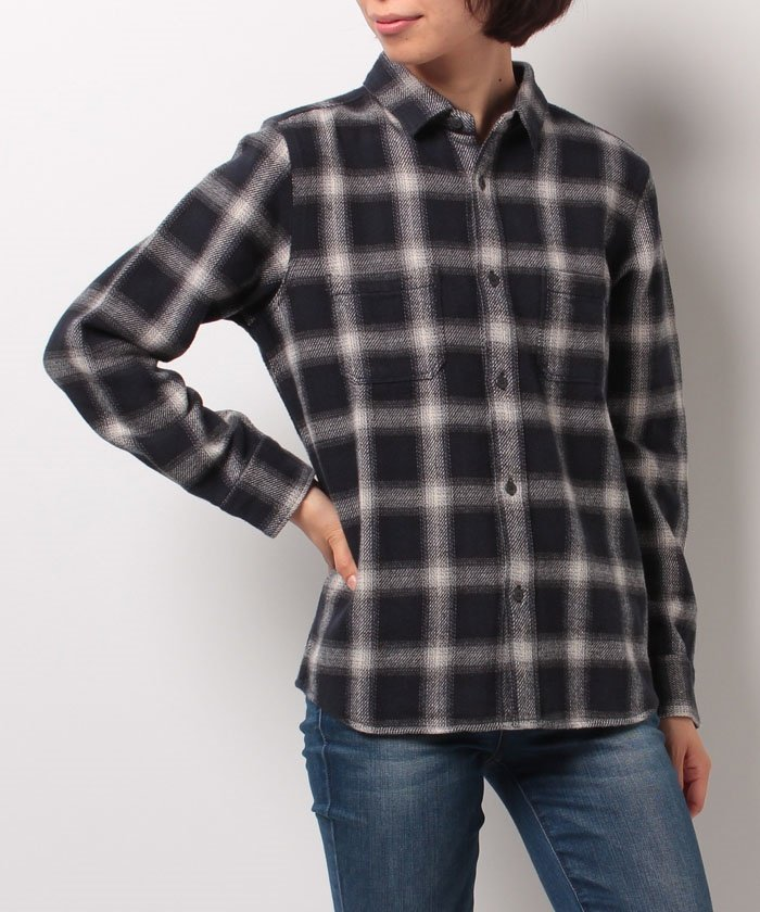 【FORK&SPOON】HeavyFlannelShirts