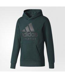 adidas/アディダス/メンズ/M SPORT ID ATHLETICS ロゴ スウェットパーカー (裏起毛)/500448198