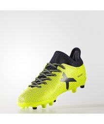 adidas/アディダス/キッズ/エックス 17.3-ジャパン HG J/500449119