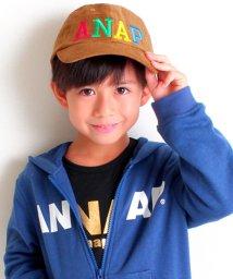 ANAP KIDS/コーデュロイCAP/500442288