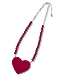 To b. by agnes b./WJ81 NECKLESS ハートモチーフネックレス/500442523