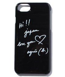 To b. by agnes b./WG90 GOODS I PHONE CASE/500442526