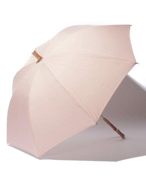 pink trick(ピンクトリック)/雨晴兼用 長傘 (UVカット&軽量) ダブルフェイス/82105
