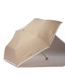 pink trick/雨晴兼用 3段折傘 (UVカット&軽量) インストライプ /500446202