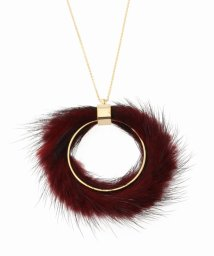 ivory court/MINK NECKLACE/500458285