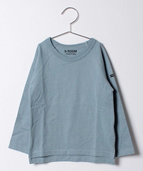 b-ROOM(ビールーム)/ラグラン長袖Tシャツ/9873290