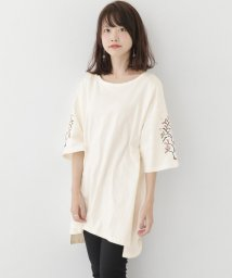 URBAN RESEARCH/【WAREHOUSE】袖刺繍TEE/500447765
